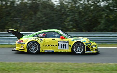 Manthey Porsche 911-997 RSR