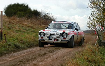 Ford Escort BDA